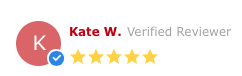 Kate W. - Verified Reviewer
